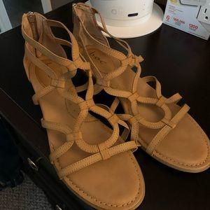 b.o.c. Leather sandals